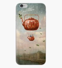 Tea for Two at Dusk iPhone Case