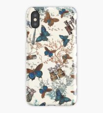 Looking for butterfies iPhone Case/Skin