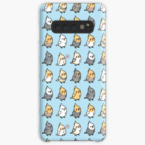 Chubby Cockatiel Collection Samsung Galaxy Snap Case