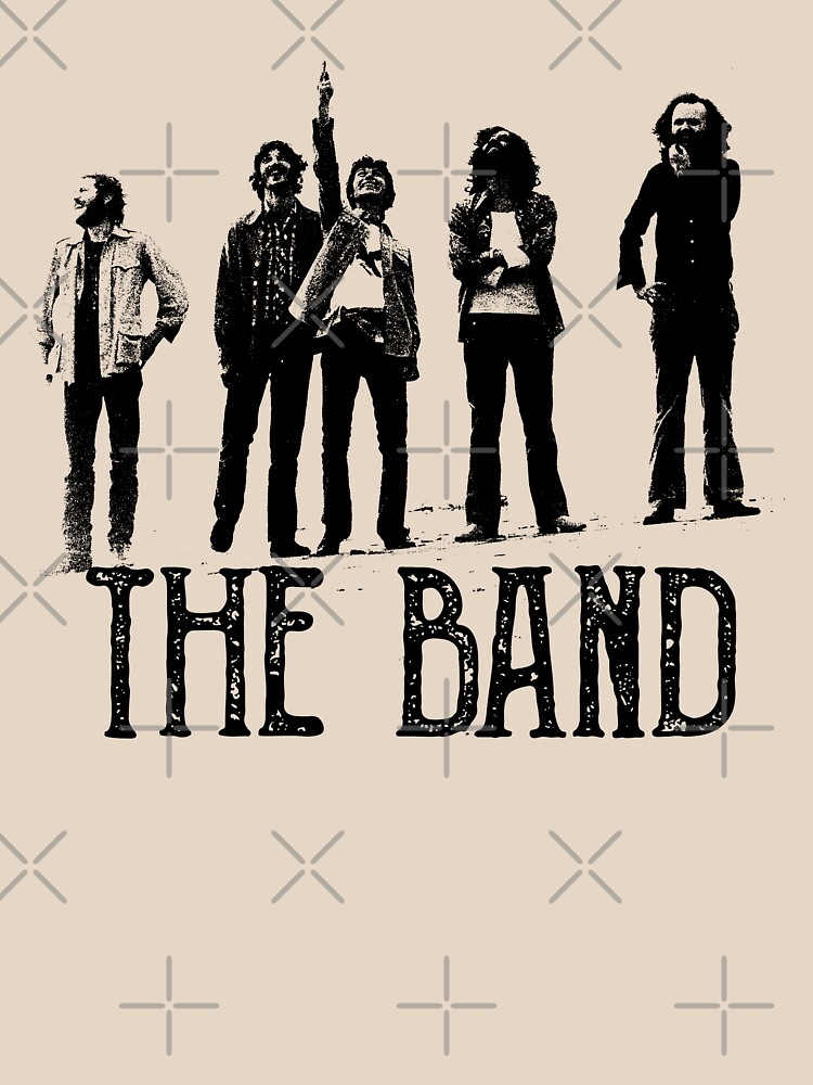 The Band by fontastic