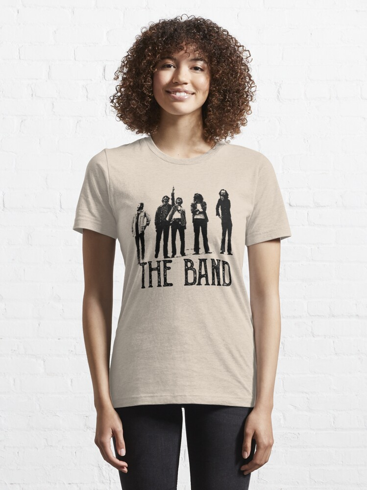 Alternate view of The Band Essential T-Shirt