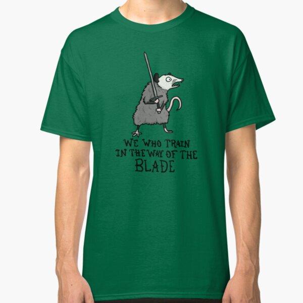 Sworded Possum Classic T-Shirt