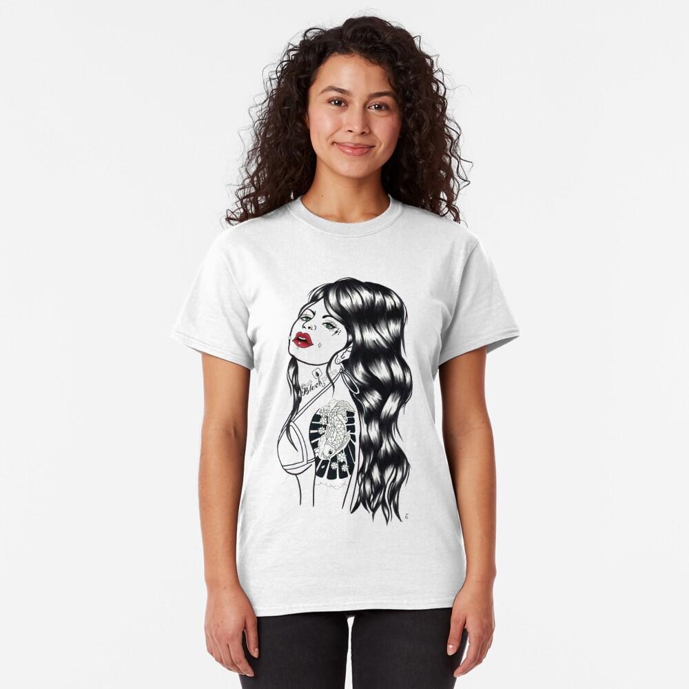 Blackwater girl - Koi Classic T-Shirt