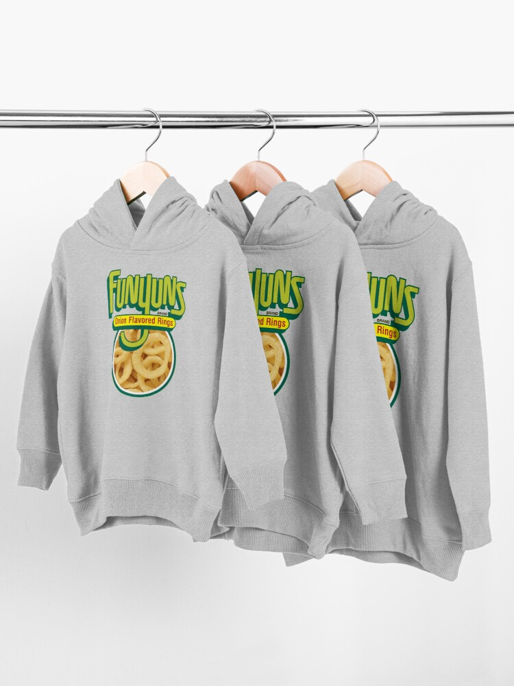 Alternate view of Funyuns Toddler Pullover Hoodie