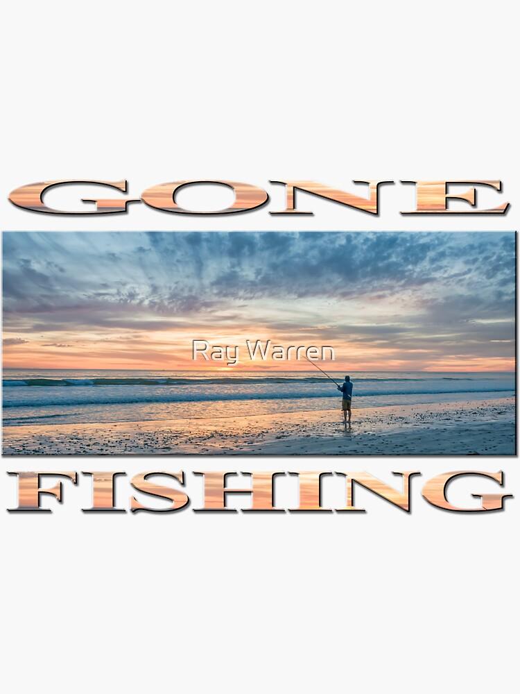 Sunset Beach Fishing by RayW