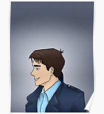 Captain Jack Harkness Profile Poster