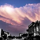 Downtown Cloud by Jay White