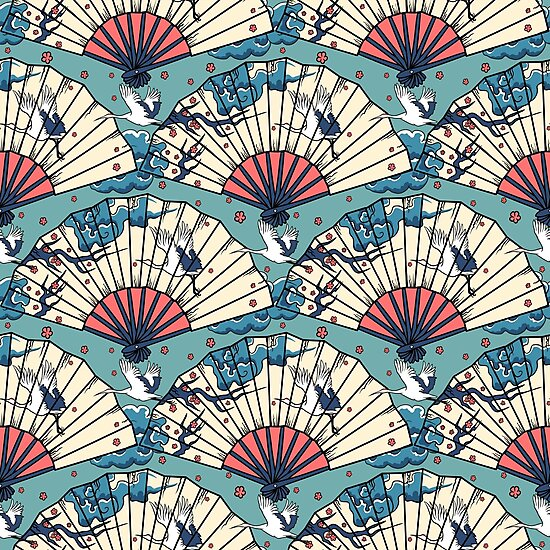 Oriental FanTasy by Paula Belle Flores