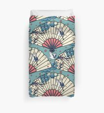 Oriental FanTasy Duvet Cover