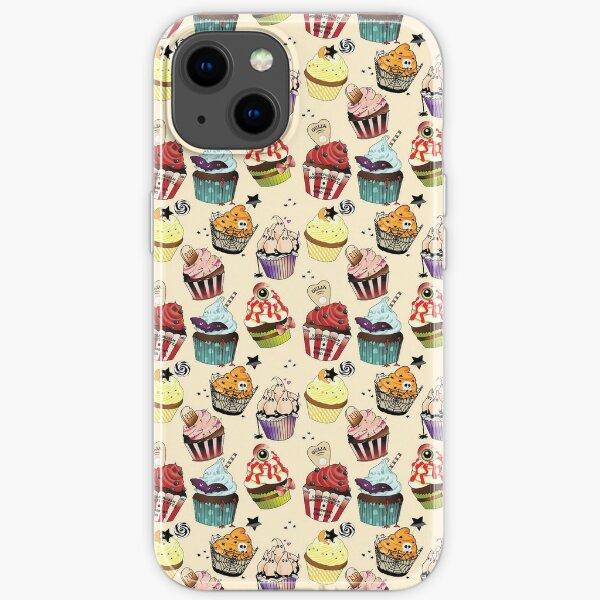 Halloween Bakery iPhone Soft Case