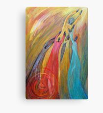 Creative Fire Canvas Print