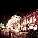 Midnight on the Crich Express by Jon Bradbury