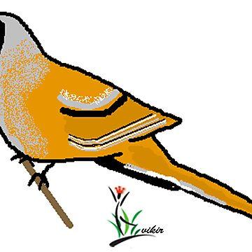 Sparrow by kirthika
