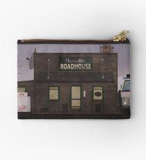 The Harvelle's Roadhouse Supernatural Zipper Pouch