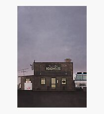 The Harvelle's Roadhouse Supernatural Photographic Print