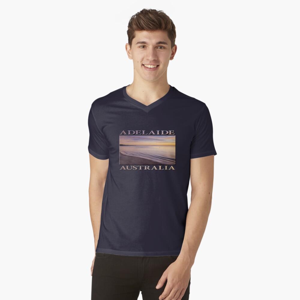 Sunset Paddle V-Neck T-Shirt