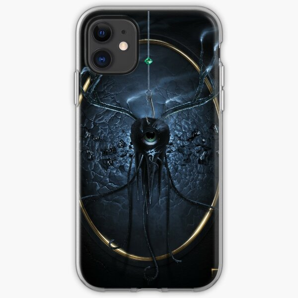 Decay - Digital Painting iPhone Soft Case