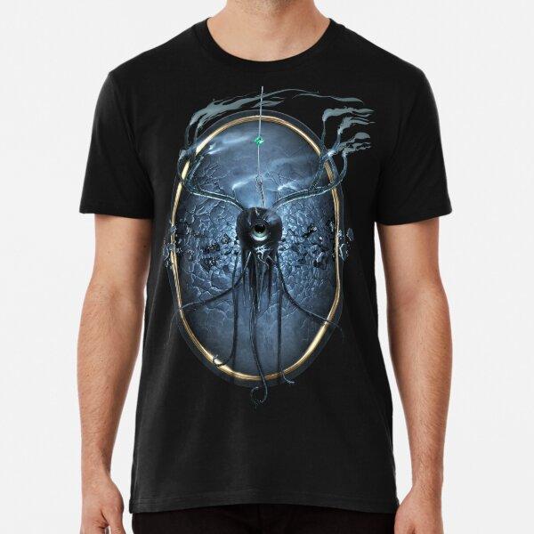 Decay - Digital Painting Premium T-Shirt
