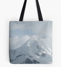 Antarctic Landscape Tote Bag