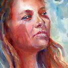 A Portrait A Day 26 - Lorna by Yevgenia Watts