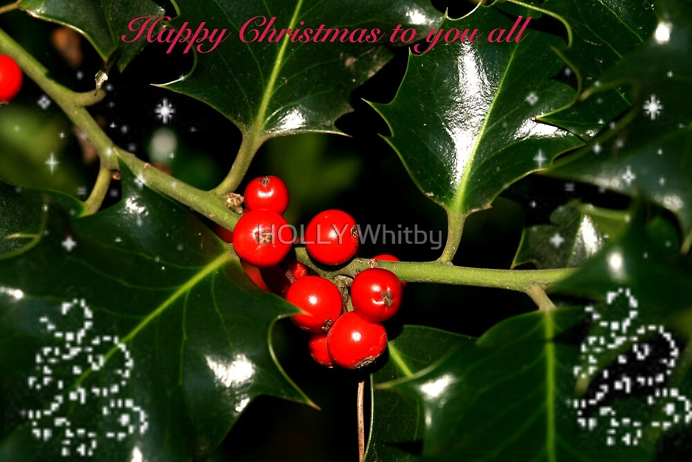 The Holly & The Ivy, come on all lets sing???? by Elaine123