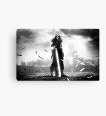Cloud Strife Canvas Print