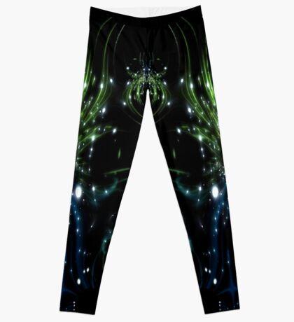 The Universe in Style leggings & skirt Leggings
