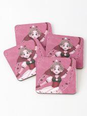 Petal Dance Coasters