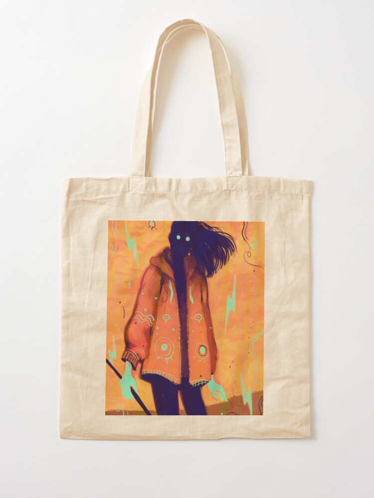 Alternate view of Totally Shocked Tote Bag