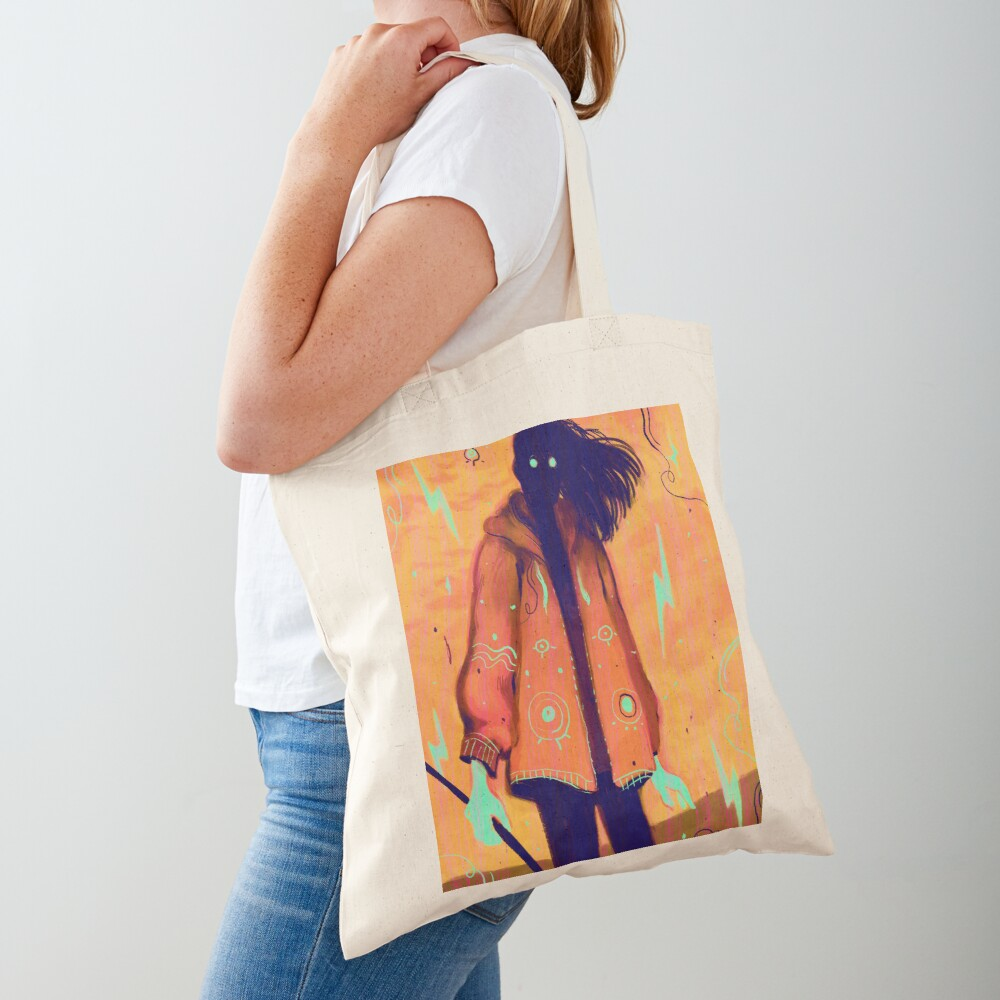 Totally Shocked Tote Bag