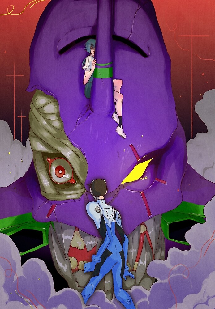 Unit 01 by JMFenner