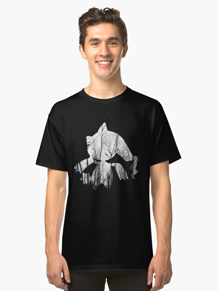 Banette used curse Classic T-Shirt Front
