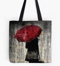 feels like rain Tote Bag