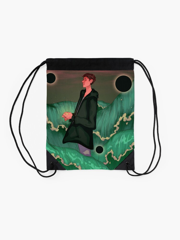 Alternate view of Forever Yours Drawstring Bag