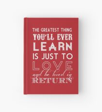 The Greatest Thing Hardcover Journal