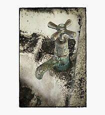 """ Deterioration "" Photographic Print"