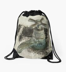 """ Deterioration "" Drawstring Bag"