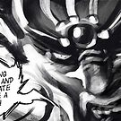 Ganondorf Angry by Figment Forms