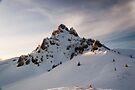 Blue Mountain by Marcel Ilie