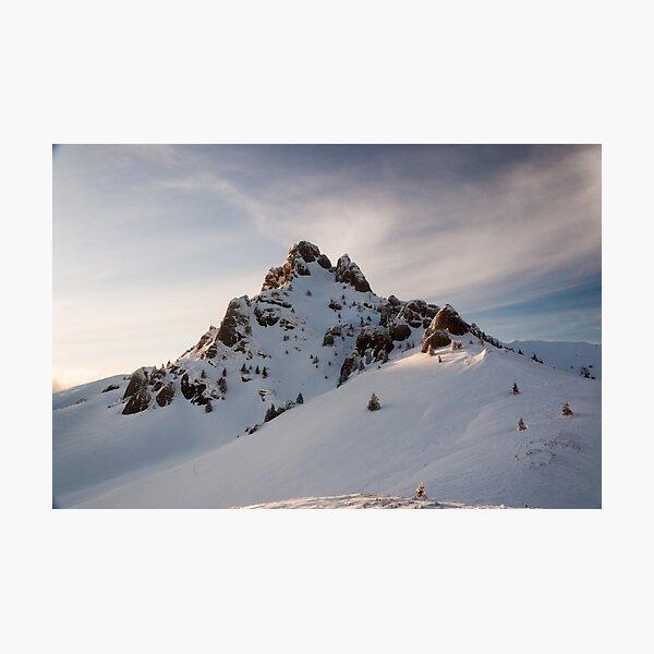 Blue Mountain Photographic Print