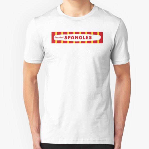NDVH Spangles 1950s Slim Fit T-Shirt