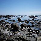 A rocky sea-view by Chanzz