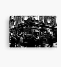 Temple Bar Canvas Print