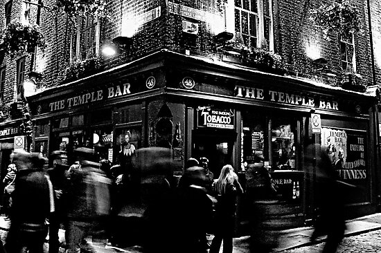 Temple Bar by Jeff Clark