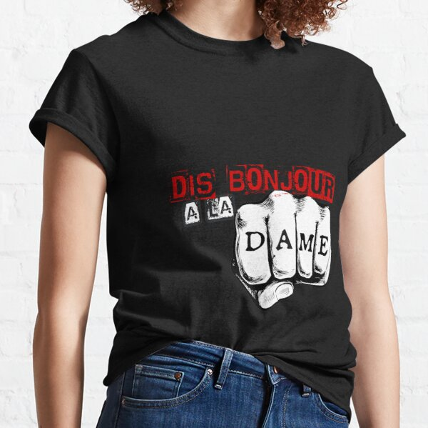 Educate yourself by Monsterz Tea Party Classic T-Shirt