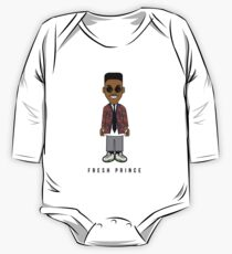 Prince School'n One Piece - Long Sleeve