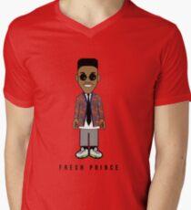 Prince School'n Men's V-Neck T-Shirt