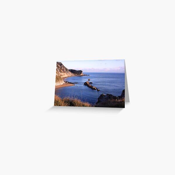 Jurassic Coast Greeting Card