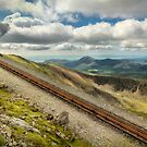 Mountain Railway by Adrian Evans