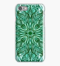 - Emerald pattern - iPhone Case/Skin